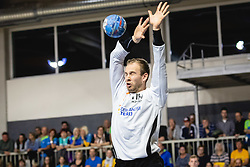 25-10-2019 SLO: Slovenia - Netherlands, Ormoz<br /> Bart Revensbergen of Nederland during friendly handball match between Slovenia and Nederland, on October 25, 2019 in Sportna dvorana Hardek, Ormoz, Slovenia.