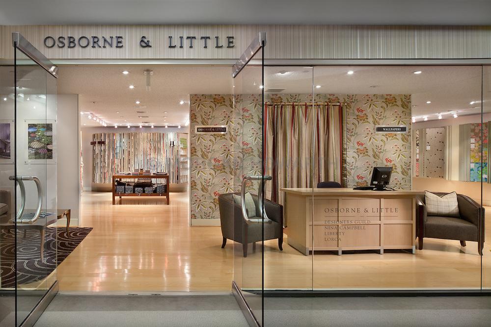 Osbourne & Little Showroom at Washington DC Design Center VA1_958_804