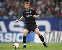 Fotball<br /> Bundesliga Tyskland 2004/2005<br /> Foto: Witters/Digitalsport<br /> NORWAY ONLY<br /> <br /> Bernd THIJS<br /> Fussballspieler Borussia Mönchengladbach