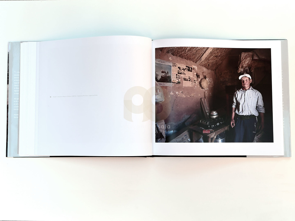 The Gate of the Andes book (pag 82-83) commissioned by Italy Travel Tour Operator, published by apspressimage. Photographs by Alejandro Sala. Visit book to get the book