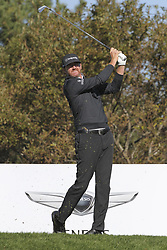 October 20, 2018 - Jeju, SOUTH KOREA - Oct 20, 2018-Jeju, South Korea-JIMMY WALKER of USA action on the 4th tee during the PGA Golf CJ Cup Nine Bridges Round 3 at Nine Bridges Golf Club in Jeju, South Korea. (Credit Image: © Ryu Seung-Il/ZUMA Wire)