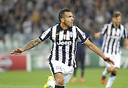 Juventus v Malmo 160914