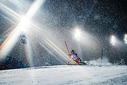 08.01.2019, Hermann Maier Weltcupstrecke, Flachau, AUT, FIS Weltcup Ski Alpin, Slalom, Damen, 1. Lauf, im Bild Katharina Liensberger (AUT) // Katharina Liensberger of Austria in action during her 1st run of ladie's Slalom of FIS ski alpine world cup at the Hermann Maier Weltcupstrecke in Flachau, Austria on 2019/01/08. EXPA Pictures © 2019, PhotoCredit: EXPA/ Johann Groder