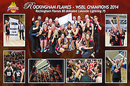Flames Grand Final Victory 2014
