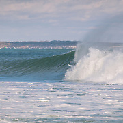 Today's  Valentine's Day Swell at , Narragansett Rhode Island.  February  14, 2014.