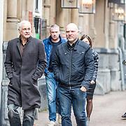 NLD/Amsterdam//20170309 - Herdenkingsdienst Guus Verstraete, .....