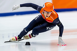 12-01-2019 NED: ISU European Short Track Championships 2019 day 2, Dordrecht<br /> Suzanne Schulting #24 NED