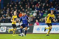 Fotball , Tippeligaen , Eliteserien <br /> Lørdag 1. November , 20151101<br /> Stabæk - Start<br /> Yassine El Ghannasy - Stabæk<br /> Foto: Sjur Stølen / Digitalsport