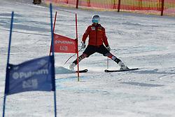 22.10.2013, Rettenbach Ferner, Soelden, AUT, FIS Ski Alpin, Soelden, Vorberichte, im Bild Bode Miller // Bode Miller during a pre season training session on the Rettenbach Ferner in Soelden, Austria on 2013/10/22. EXPA Pictures © 2013, PhotoCredit: EXPA/ Mitchell Gunn<br /> <br /> *****ATTENTION - OUT of GBR*****