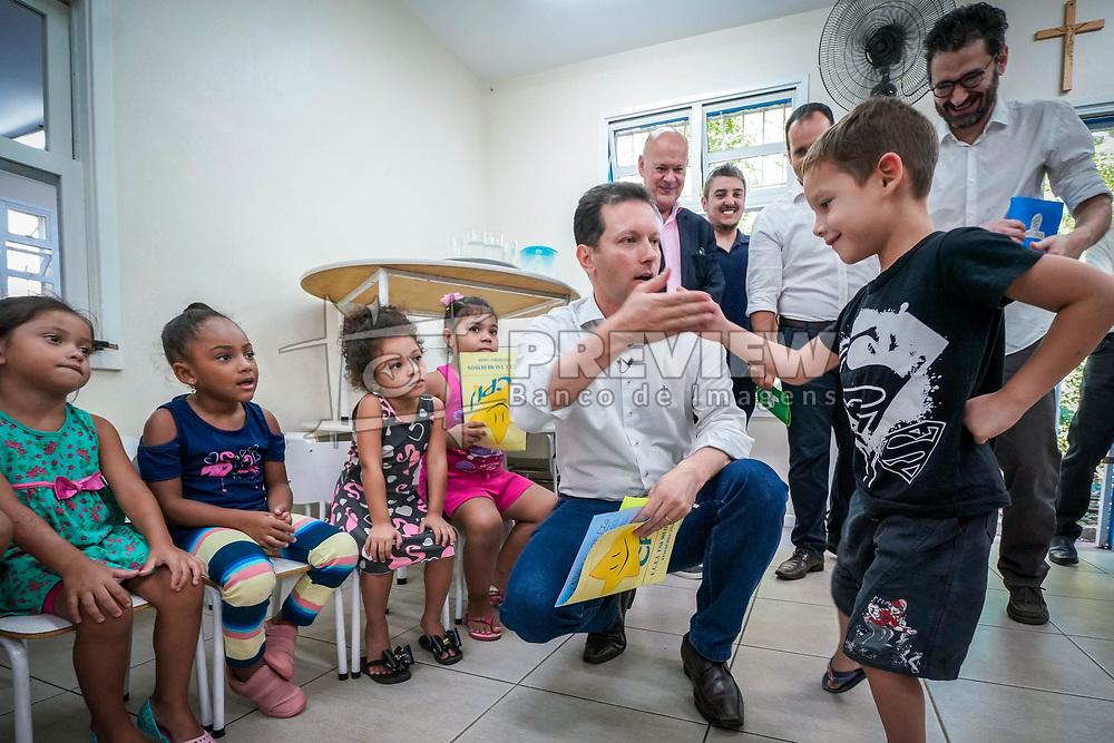 Porto Alegre, RS - 20/02/2020: Anúncio de mais 1049 vagas da educação infantil para a rede municipal de ensino. Foto: Jefferson Bernardes/PMPA