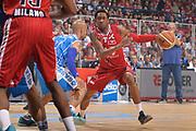 DESCRIZIONE :  Lega A 2014-15  EA7 Milano -Banco di Sardegna Sassari playoff Semifinale gara 7<br /> GIOCATORE : Brooks MarShon<br /> CATEGORIA : Low Palleggio<br /> SQUADRA : EA7 Milano<br /> EVENTO : PlayOff Semifinale gara 7<br /> GARA : EA7 Milano - Banco di Sardegna Sassari PlayOff Semifinale Gara 7<br /> DATA : 10/06/2015 <br /> SPORT : Pallacanestro <br /> AUTORE : Agenzia Ciamillo-Castoria/Richard Morgano<br /> Galleria : Lega Basket A 2014-2015 Fotonotizia : Milano Lega A 2014-15  EA7 Milano - Banco di Sardegna Sassari playoff Semifinale  gara 7<br /> Predefinita :