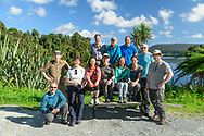 Oceania; New Zealand; Aotearoa; South Island; West Coast,  Lake Paringa