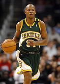 NBA-Seattle SuperSonics at LA Clippers-Feb 28, 2007