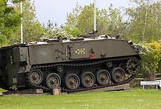 Tank Roundabout COVID