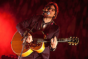 Jeff Tweedy of Wilco at the 2011 Solid Sound Festival.