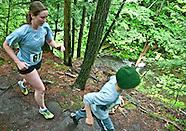 Noquemanon Trail Network Twin Peaks Trail Run 2011