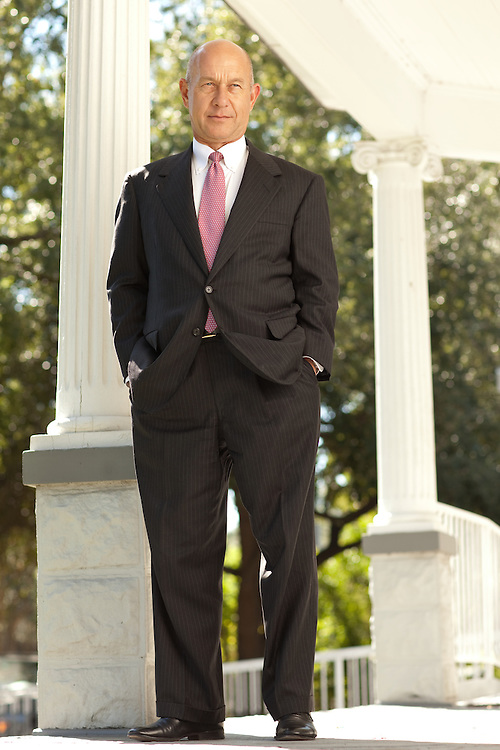 Texas State Senator John Whitmire, photographed at his office in Houston, Texas on Monday, October 4, 2010. Photograph © 2010 Darren Carroll