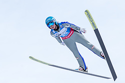 30.01.2016, Normal Hill Indiviual, Oberstdorf, GER, FIS Weltcup Ski Sprung Ladis, Bewerb, im Bild Jacqueline Seifriedsberger (AUT) // Jacqueline Seifriedsberger of Austria during his Competition Jump of Four Hills Tournament of FIS Ski Jumping World Cup Ladis at the Normal Hill Indiviual, Oberstdorf, Germany on 2016/01/30. EXPA Pictures © 2016, PhotoCredit: EXPA/ Peter Rinderer