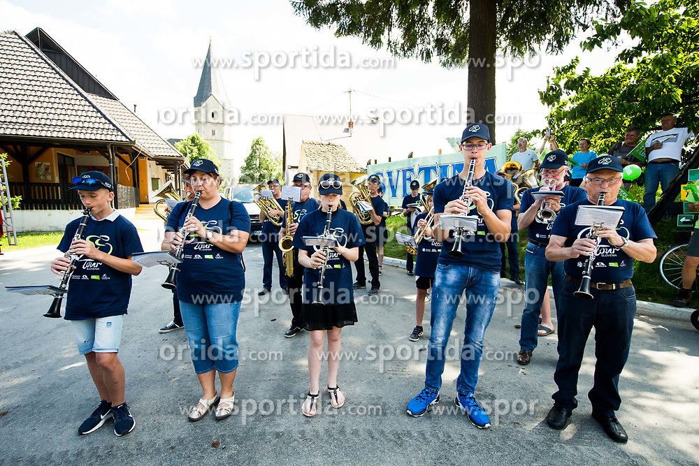 Musicians during 2nd Stage of 26th Tour of Slovenia 2019 cycling race between Maribor and  Celje (146,3 km), on June 20, 2019 in Celje, Maribor, Slovenia. Photo by Vid Ponikvar / Sportida