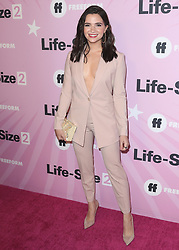 """Allison Holker and Stephen 'tWitch' Boss at the """"Life Size 2"""" World Premiere on November 27, 2018 at the Hollywood Roosevelt Hotel in Hollywood, California. (Photo by Scott Kirkland/PictureGroup). 27 Nov 2018 Pictured: Katie Stevens. Photo credit: Scott Kirkland/PictureGroup / MEGA TheMegaAgency.com +1 888 505 6342"""