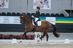 Nieuwenhuis Jeanine, NED, Great Lady TC<br /> Nederlands Kampioenschap Dressuur <br /> Ermelo 2017<br /> © Hippo Foto - Dirk Caremans<br /> 15/07/2017