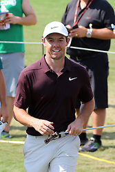 September 20, 2018 - Atlanta, GA, U.S. - ATLANTA, GA - SEPTEMBER 20: Rory McIlroy approaches the 15th green during the first round of the PGA Tour Championship on September 20, 2018, at East Lake Golf Club in Atlanta, GA. (Photo by Michael Wade/Icon Sportswire) (Credit Image: © Michael Wade/Icon SMI via ZUMA Press)