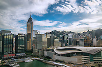 Central Plaza and Hong Kong Convention & Exhibition Centre