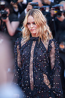 Actress and singer Vanessa Paradis at the gala screening for the film Mal De Pierres (From the Land of the Moon) at the 69th Cannes Film Festival, Sunday 15th May 2016, Cannes, France. Photography: Doreen Kennedy