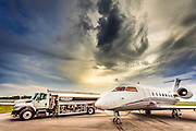 Commissioned as advertising for Phillips 66 Aviation Fuels.  <br />