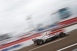 March 10, 2018 - St. Petersburg, Florida, United States of America - March 10, 2018 - St. Petersburg, Florida, USA: Will Power (12) attempts to qualify for the Firestone Grand Prix of St. Petersburg at Streets of St. Petersburg in St. Petersburg, Florida. (Credit Image: © Justin R. Noe Asp Inc/ASP via ZUMA Wire)