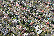 Aerial veiw of Melbouurne suburbia.<br /> <br /> Larger JPEG + TIFF images available by contacting use through our contact page at :..www.photography4business.com