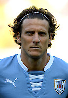 Fifa Brazil 2013 Confederation Cup / Semifinal Match /<br /> Brazil vs Uruguay 2-1  ( Mineirao Stadium - Belo Horizonte , Brazil )<br /> Diego FORLAN of Uruguay ,  during the match between Brazil and Uruguay