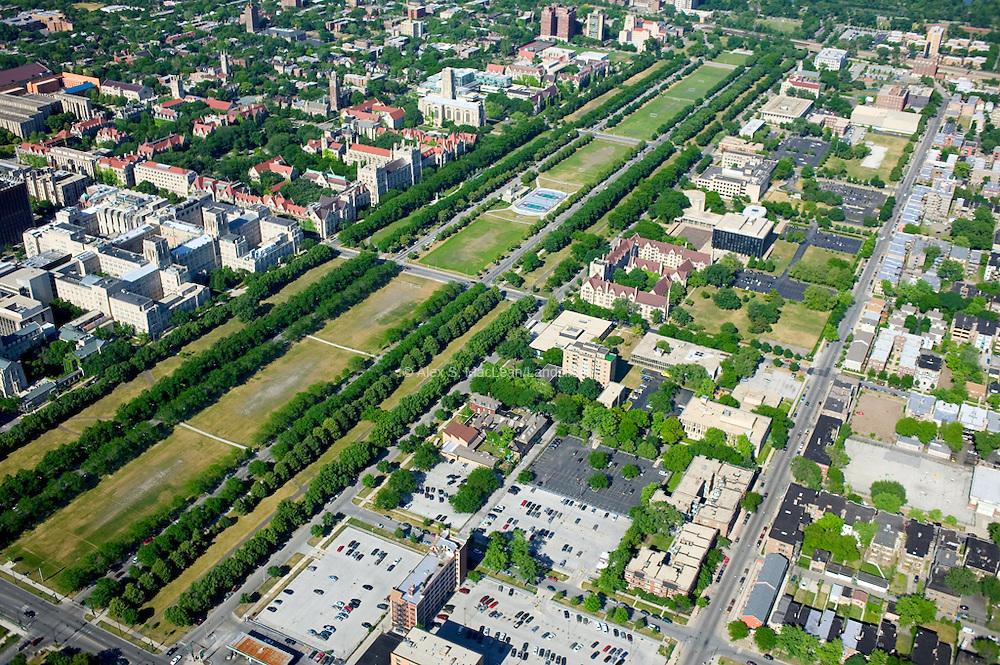 University of Chicago, Illinois - Midway