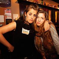 Schtick or Treat - November 1, 2011 - Bowery Poetry Club - Kara Klenk, Megan Urie