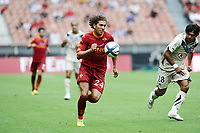 FOOTBALL - TOUNOI DE PARIS 2010 - AS ROMA v GIRONDINS DE BORDEAUX - 31/07/2010 - PHOTO GUY JEFFROY / DPPI - ALESSIO CERCI (ROMA)