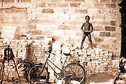 ' Supa Boy on Bricks '
