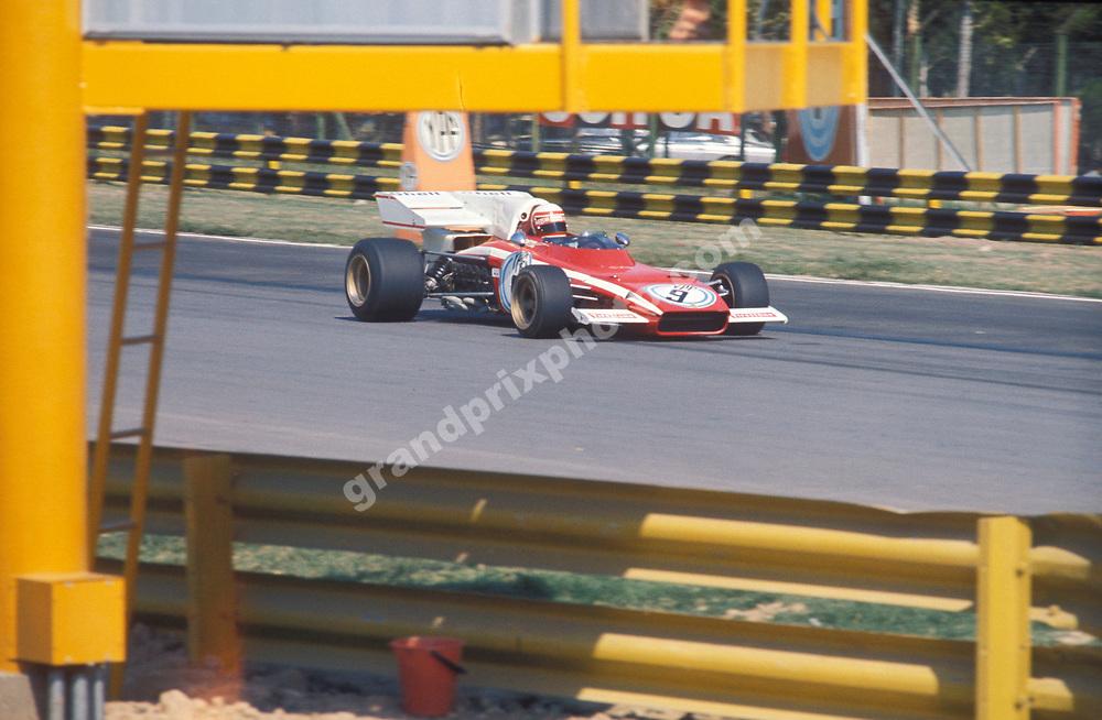 Clay Regazzoni (Ferrari) in the 1972 Argentina Grand Prix in Buenos Aires. Photo: Grand Prix Photo