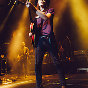 James Bay performing live at the Masonic concert venue in San Francisco, CA on December 3, 2015