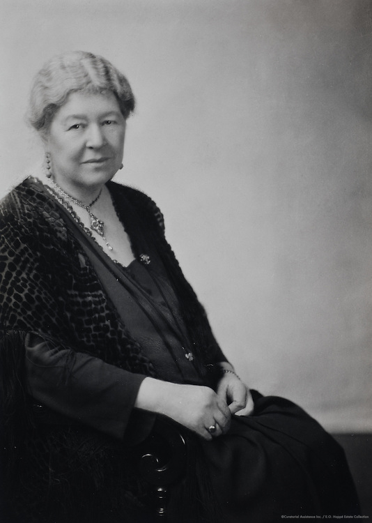 Isabella Maria, Marchioness of Aberdeen, philanthropist, author and advocate of women's rights, Scotland, UK, 1929