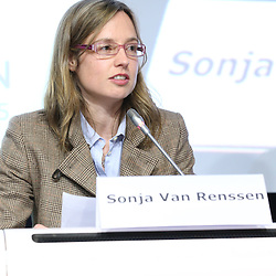 20150226 - Brussels - Belgium - 26 February 2015 -  Heating and cooling in the European energy  transition conference - Conclusion remarks first day - Sonja Van Renssen , Journalist, Energy Post  © EC/CE - Patrick Mascart