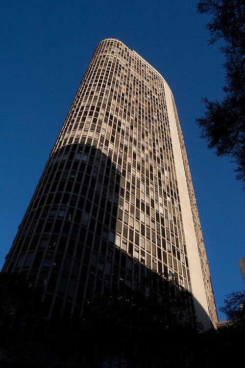 Sao Paulo_SP, Brasil...Edificio Italia na avenida Sao Joao...The Italia building in Sao Joao avenue...Foto: MARCUS DESIMONI / NITRO