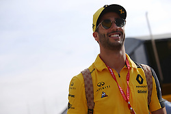 May 11, 2019 - Montmelò.Montmel&#Xf2, Catalunya, Spain - xa9; Photo4 / LaPresse.11/05/2019 Montmelo, Spain.Sport .Grand Prix Formula One Spain 2019.In the pic: Daniel Ricciardo (AUS) Renault Sport F1 Team RS19 (Credit Image: © Photo4/Lapresse via ZUMA Press)