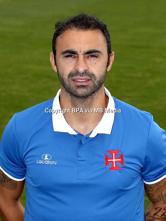"""Portugal - Primera Liga NOS 2015-2016 /  <br /> ( CF Os Belenenses ) - <br /> Carlos Jorge Neto Martins """" Carlos Martins """""""