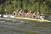 Henley, Great Britain. Melbourne University AUSTRALIA. at the start of their heat of the Temple Challenge Cup.  Thursday 02/07/2009 at Henley Royal Regatta [Mandatory Credit. Peter Spurrier/Intersport Images] . HRR.