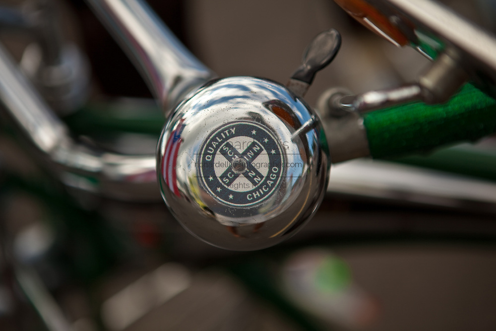 Antique Bicycle bell in Puerto Rico