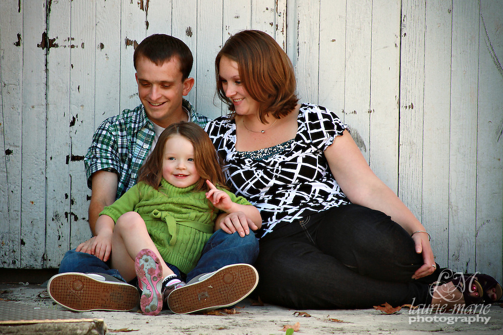 Burnham Family Portraits
