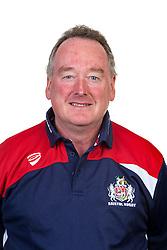 Bristol Rugby club historian Mark Hoskins - Rogan Thomson/JMP - 22/08/2016 - RUGBY UNION - Clifton Rugby Club - Bristol, England - Bristol Rugby Media Day 2016/17.