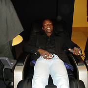 Miljonairfair 2004, Regillio Tuur in relaxstoel