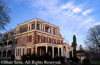 PA Historic Places, Mansion