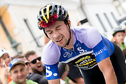 Primoz Roglic of Team Lotto NL Jumbo during 4th Stage of 25th Tour de Slovenie 2018 cycling race between Ljubljana and Kamnk (155,2 km), on June 14, 2018 in  Slovenia. Photo by Matic Klansek Velej / Sportida